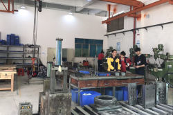 YHT diemaking production