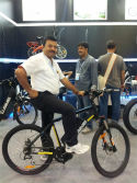 116th Canton Fair -electric bike show