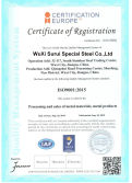 CE of ISO9001