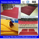 Non-Toxic and Tasteless Double Color Sprayed Coil Floor Mat