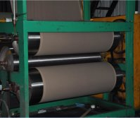 Has 5 artificial leather production line, production capacity
