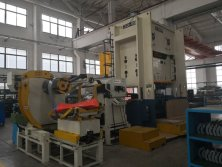 500T Stamping Machine with Auto Hand