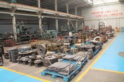 Our drilling accessories production line