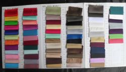 Silk Like Satin Color Swatches
