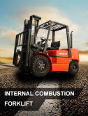 INTERNATIONAL DIESEL FORKLIFT TRUCK