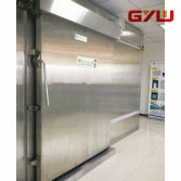 sliding door for cold room manual