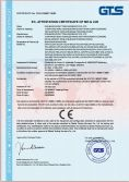 CE CERTIFICATE of BAG MAKING MACHINES