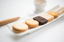 biscuit samples