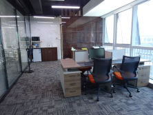 showroom-working area