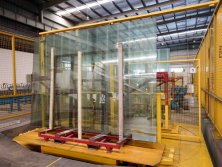 Coated Glass Production Line 4