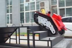 Fire fighting climbing robot RXR-M60D