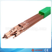 Copper welding electrodes