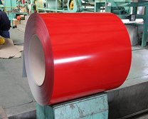 Costa Rica---Prepainted Galvanized Steel Coil
