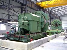 Singpore Fengyu Private Company -- 2540 Pipe Ends Flattening & Chamfering Machine