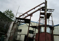 10Ton engine oil recycling distillation plant