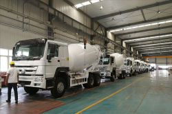 Truck Refitting Production line