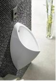 Man Public Ceramic Urinal