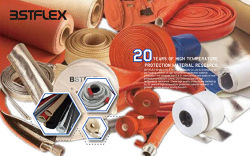 BSTFLEX heat protection products application