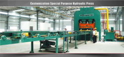 Hydraulic Blanking Press Production Line