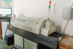 High temperature tester