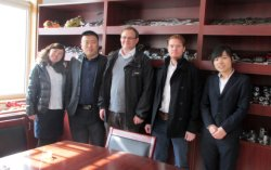 Holland Customers Visited Factory