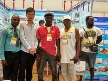 Hanfa Group participated BUILDMACEX Nigeria Exhibition On October 31th to 2 November 2017.