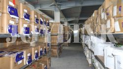 Warehouse for Material