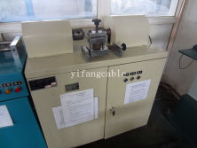 Cable Coiling Test Machine