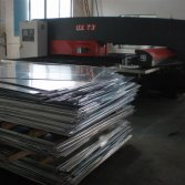 Processing machine of Raw Aluminum sheets