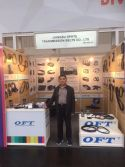 2018 OFT attend Exhibition in Germany.