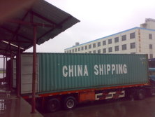 Container Loading Pictures