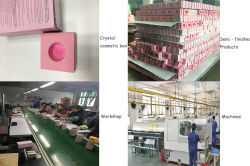 Crystal box Production