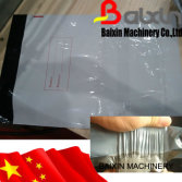 Automatiac DHL Courier Bags Making Machine