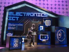 2013 Hongkong Electronic Fair in April