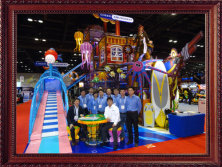 2014 IAAPA ASIA CHEER AMUSEMENT