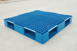 gas spring plastic pallet packing