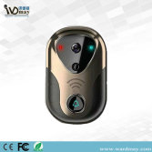 WiFi Doorbell New Style Home Security 720p IP Camera