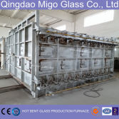 professional Hot Bent Glass Production Furnace
