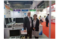 Acrel at ELECRAMA 2018 Exhibition