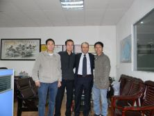 Turkish partner in our office