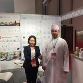 Dubai exhibition fair