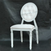 White Louis Wedding Chair YC-D04-10