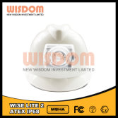 Wisdom lamp2 Wise lite 2 attains MSHA approval