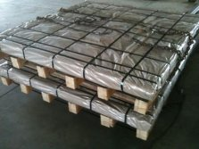 Packing 2 against stainless steel sheet