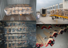 Hand Pallet Truck Packing&Shipping