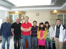 Sweden Customer Visit