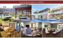 Jumeirah Royal residences in Bahrain