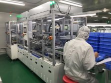 Production Line 1 (PI Cleaning Machine)
