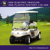 Electric Golf Car (DEL3022G, 2-Seater)