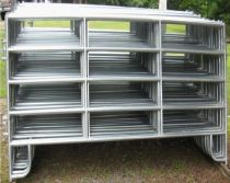 12ft USA Galvanized Cattle Panels
